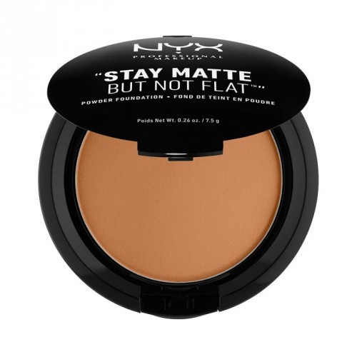 NYX Professional Makeup Stay Matte But Not Flat Powder Foundation 7.5g