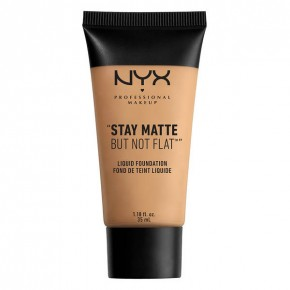NYX Professional Makeup Stay Matte Not Flat Liquid Foundation 35ml