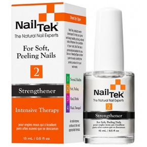 Nail Tek Intensive Therapy II Nail Strengthener 15ml