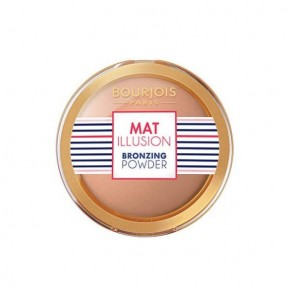 Bourjois Matt Illusion Bronzing Makeup Powder 15g