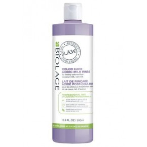 Biolage R.A.W. Color Care Acidic Milk Rinse 500ml