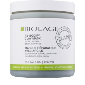 Biolage R.A.W. Uplift Re-Bodify Mask 400ml