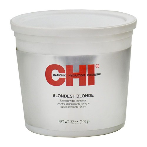 CHI Blondest Blonde Ionic Powder Lightener 450g
