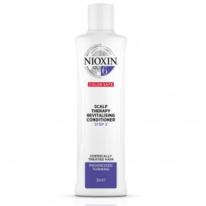 Nioxin System 6 Hair Conditioner 300ml