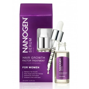 Nanogen Hair Growth Factor Treatment Serum for women 30ml