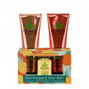 Hempz Sweet Pineapple & Honey Melon Herbal Gift Set