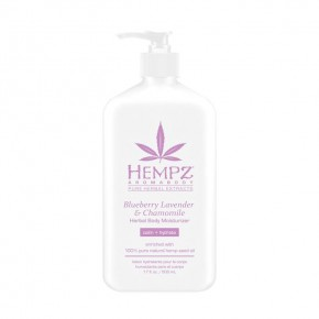 Hempz Aromabody Blueberry Lavender & Chamomile Moisturizer 500ml