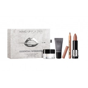 Make Up For Ever Essential Wonders Beauty Gift Set