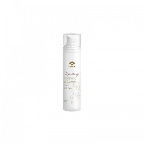 GMT BEAUTY Expecting Soothing & Calming Face Cream 50ml