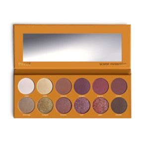 Paese Warm Memories Eyeshadow Palette