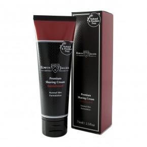 Edwin Jagger Premium Shaving Cream Sandalwood 75ml