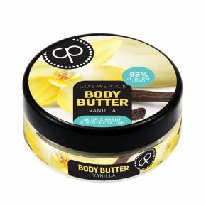 Cosmepick Body Butter Vanilla Nourishment & Regeneration 200ml