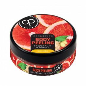 Cosmepick Body Peeling Grapefruit & Ginger Slimming 200ml