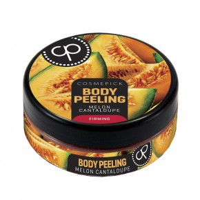 Cosmepick Body Peeling Melon Cantaloupe Firming 200ml