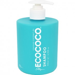 ECOCOCO Shampoo With Coconut Oil 500ml