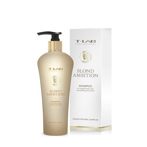 T-LAB Professional Blond Ambition Shampoo 250ml