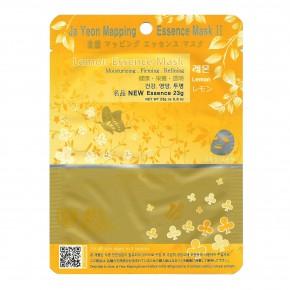 Ja Yeon Mapping Lemon Essence Mask 24g