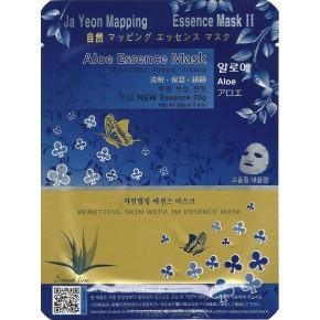 Ja Yeon Mapping Aloe Essence Mask 24g