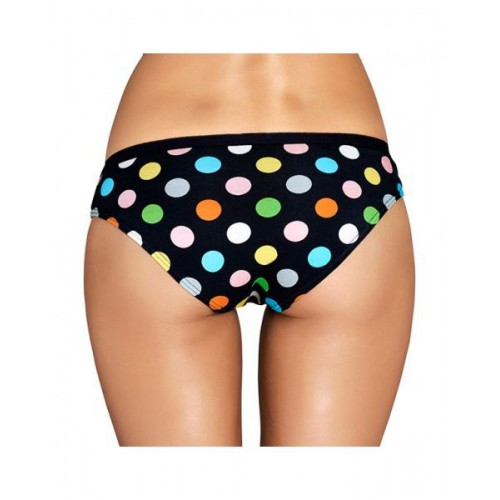 Happy Socks Women Briefs Big Dot Large