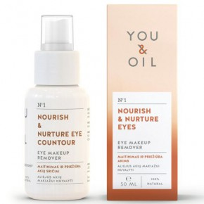 You&Oil Nourish & Nurture Eyes Makeup Remover 50ml