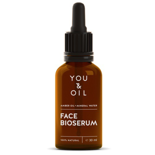 You&Oil Face Bioserum With Amber Oil And Mineral Water 30ml