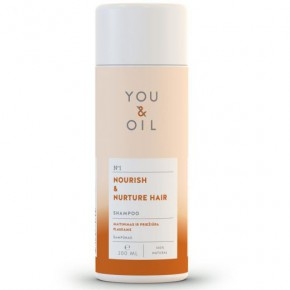 You&Oil Nourish & Nurture Hair Shampoo 200ml