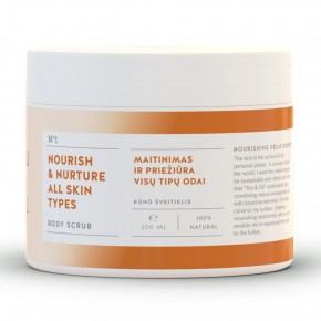 You&Oil Nourish & Nurture All Skin Types Body Scrub 200g