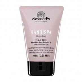 Alessandro Hand!Spa Nice Day Deep Moisturizing Hand Lotion 100ml