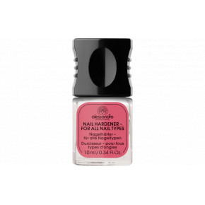 Alessandro Nail Hardener For All Nail Types 10ml