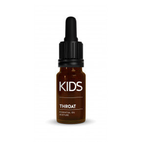 You&Oil Kids Throat Essential Oil Mixture 10ml