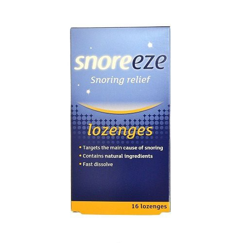 Snoreeze Lozenges 16 Pack
