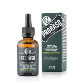 Proraso Cypress & Vetyver Beard Oil 30ml