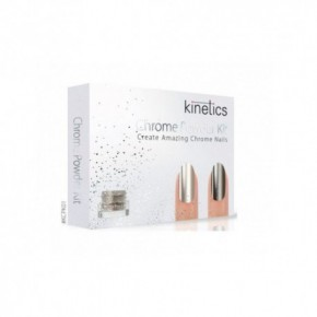 Kinetics Chrome Powder Nail Kit