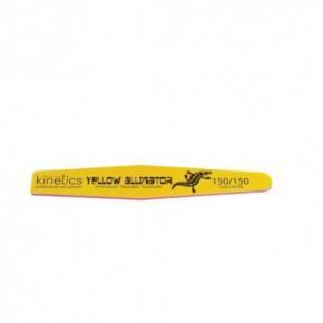 Kinetics Yellow Alligator Nail File 150/150