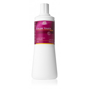 Wella Color Touch Emulsion Plus 4%  1000ml
