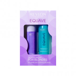 Revlon Professional Equave Detangling Kit For Blondes 250+200ml
