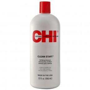 CHI Clean Start Clarifying Shampoo 946ml