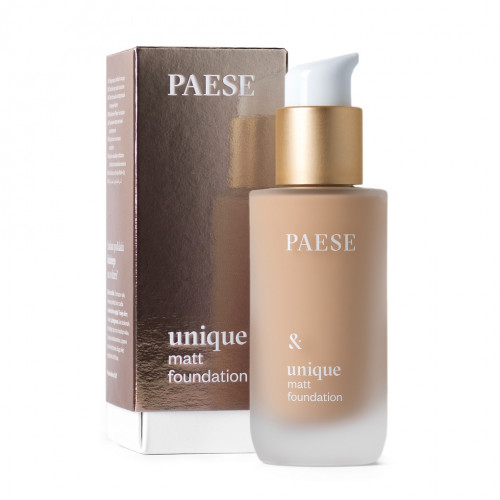 Paese Unique Matt Foundation 30ml