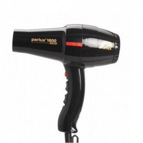 Parlux 1800 Eco Edition Hairdryer - Black
