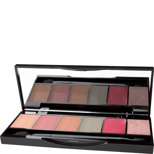 Babor Pastel Colour Collection For Lips & Eyes Palette 4x1,35g, 2x1g