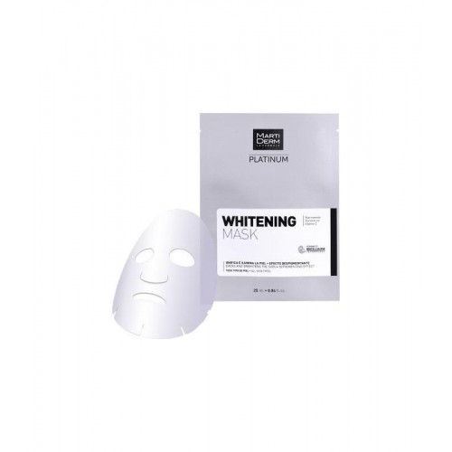 MartiDerm Whitening Mask 25mlx5