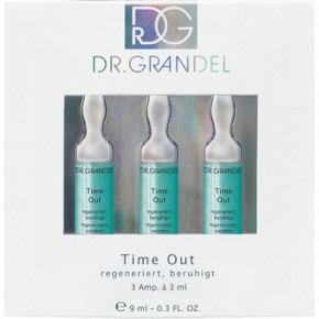 Dr. Grandel Time Out Regenerates & Soothes 3x3ml