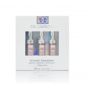Dr. Grandel Instant Smoother Ampoules 3x3ml