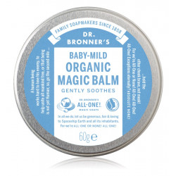 Dr. Bronner's Unscented Organic MAGIC Balm 60gr