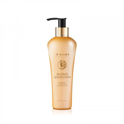T-LAB Professional Blond Ambition Shampoo 750ml