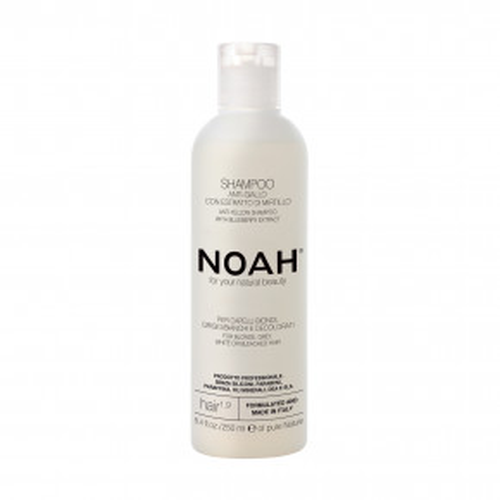 Noah 1.9 Anti-Yellow Shampoo With Blueberry Extract 250ml