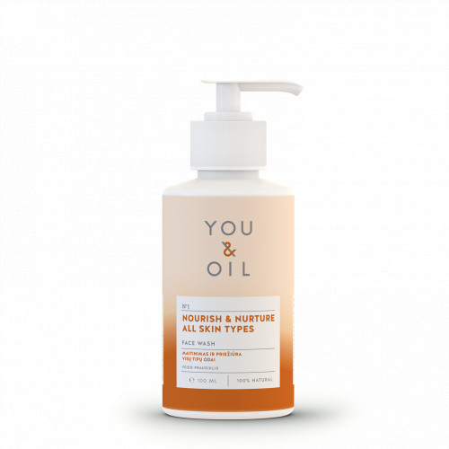 You&Oil Nourish & Nurture Face Wash 150ml