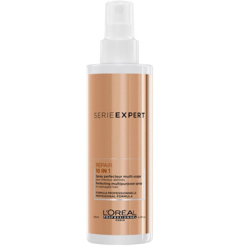 Haircare Products L'Oréal Professionnel Serie Expert Absolut Repair Gold 10-in-1 190ml