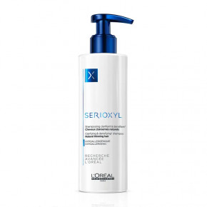 L'Oréal Professionnel Serioxyl Clarifying And Densifying Shampoo for Natural Thinning Hair  250ml