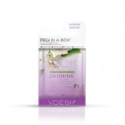VOESH Deluxe Pedi In A Box 4 Step Jasmine Soothe Set